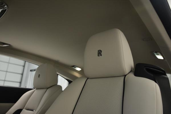 New 2016 Rolls-Royce Wraith for sale Sold at Bugatti of Greenwich in Greenwich CT 06830 28