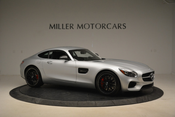 Used 2016 Mercedes-Benz AMG GT S for sale Sold at Bugatti of Greenwich in Greenwich CT 06830 10