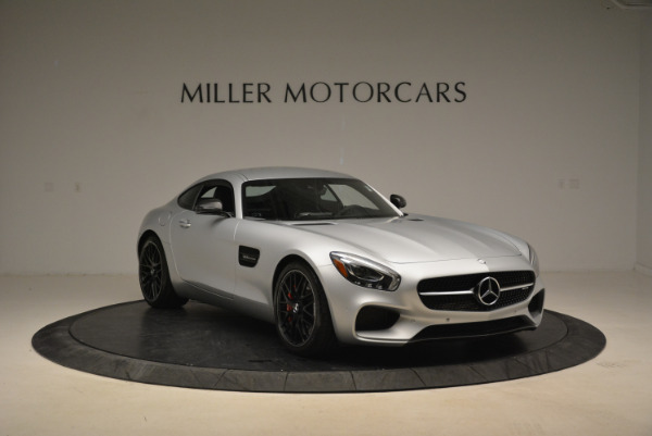 Used 2016 Mercedes-Benz AMG GT S for sale Sold at Bugatti of Greenwich in Greenwich CT 06830 11