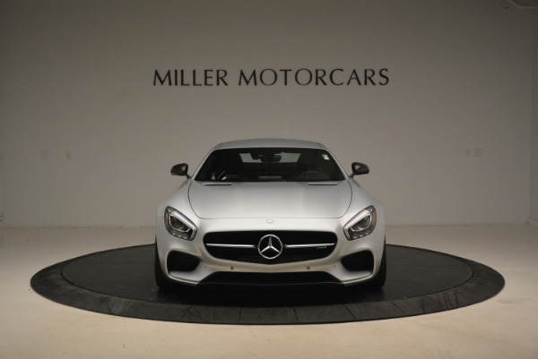 Used 2016 Mercedes-Benz AMG GT S for sale Sold at Bugatti of Greenwich in Greenwich CT 06830 12
