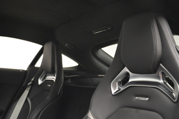 Used 2016 Mercedes-Benz AMG GT S for sale Sold at Bugatti of Greenwich in Greenwich CT 06830 15