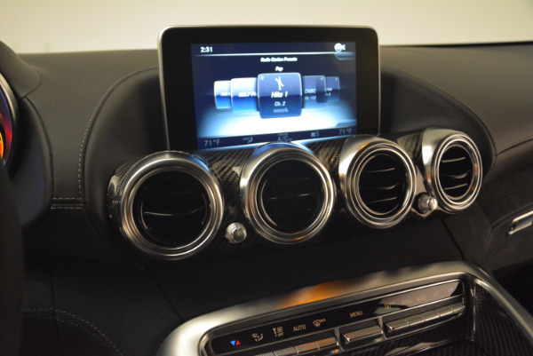 Used 2016 Mercedes-Benz AMG GT S for sale Sold at Bugatti of Greenwich in Greenwich CT 06830 16