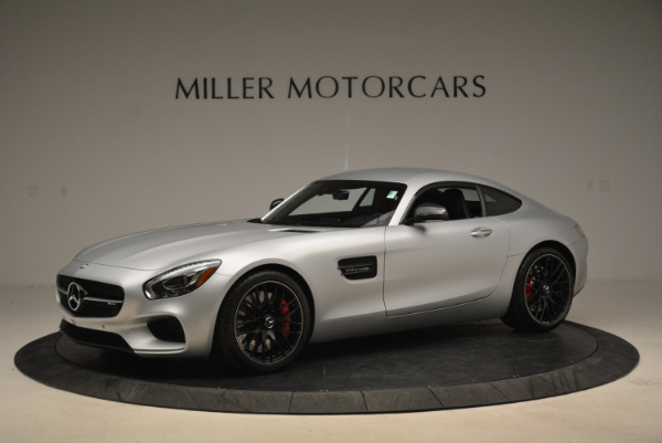Used 2016 Mercedes-Benz AMG GT S for sale Sold at Bugatti of Greenwich in Greenwich CT 06830 2