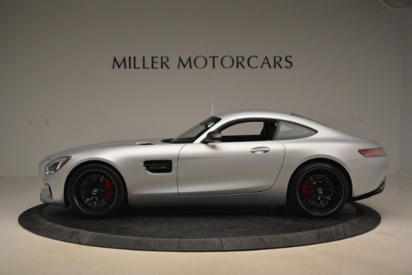 Used 2016 Mercedes-Benz AMG GT S for sale Sold at Bugatti of Greenwich in Greenwich CT 06830 3