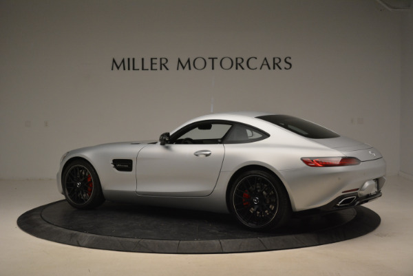 Used 2016 Mercedes-Benz AMG GT S for sale Sold at Bugatti of Greenwich in Greenwich CT 06830 4