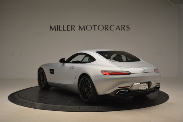 Used 2016 Mercedes-Benz AMG GT S for sale Sold at Bugatti of Greenwich in Greenwich CT 06830 5