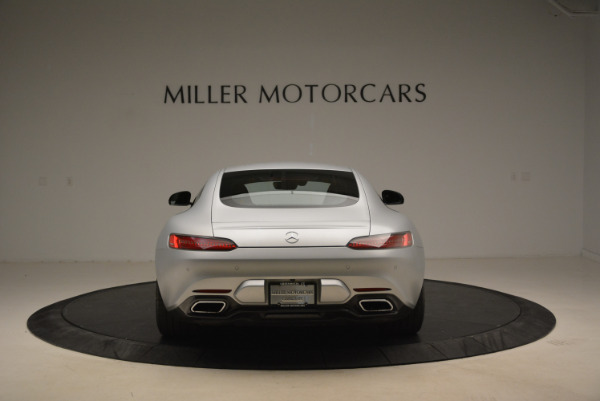 Used 2016 Mercedes-Benz AMG GT S for sale Sold at Bugatti of Greenwich in Greenwich CT 06830 6
