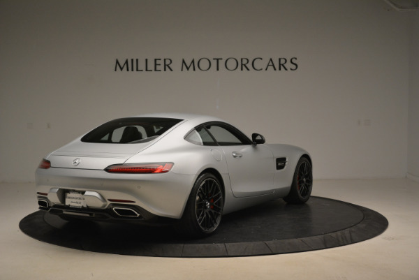 Used 2016 Mercedes-Benz AMG GT S for sale Sold at Bugatti of Greenwich in Greenwich CT 06830 7