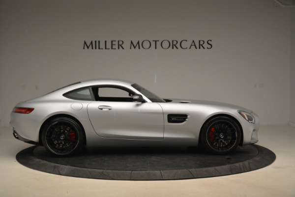 Used 2016 Mercedes-Benz AMG GT S for sale Sold at Bugatti of Greenwich in Greenwich CT 06830 9