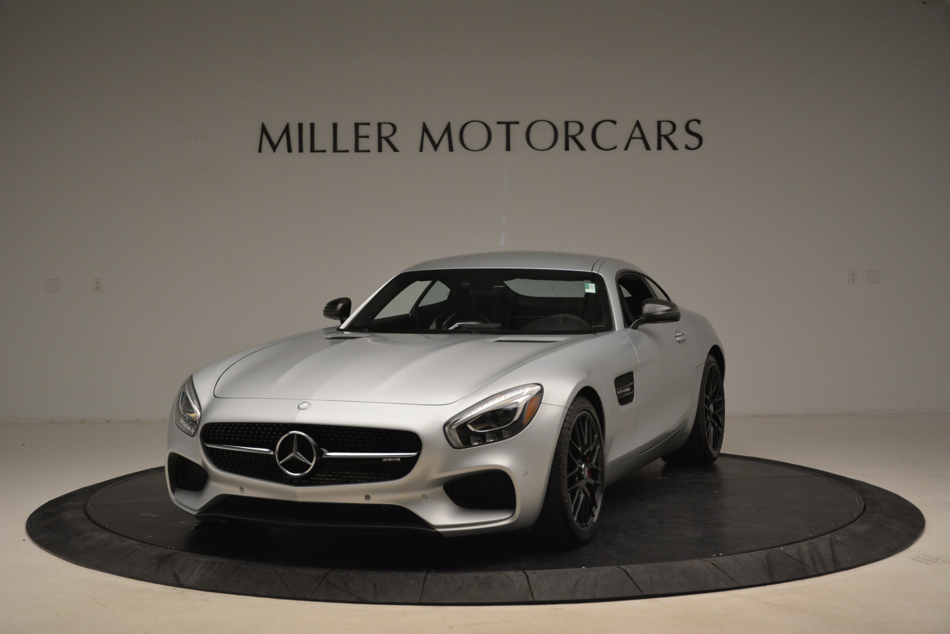 Used 2016 Mercedes-Benz AMG GT S for sale Sold at Bugatti of Greenwich in Greenwich CT 06830 1