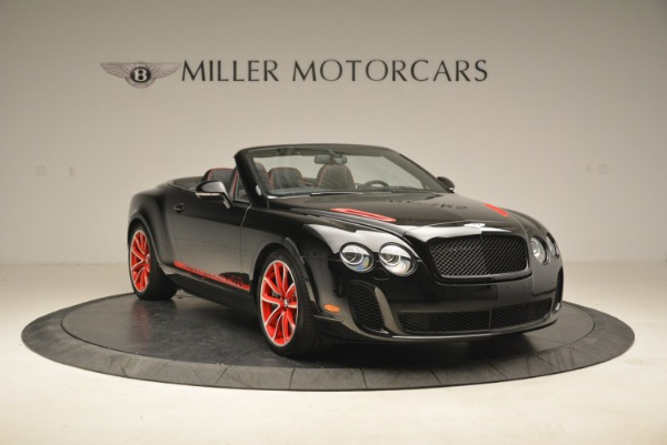 Used 2013 Bentley Continental GT Supersports Convertible ISR for sale Sold at Bugatti of Greenwich in Greenwich CT 06830 11