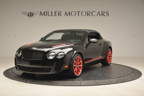 Used 2013 Bentley Continental GT Supersports Convertible ISR for sale Sold at Bugatti of Greenwich in Greenwich CT 06830 14