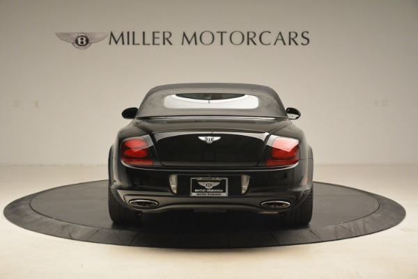 Used 2013 Bentley Continental GT Supersports Convertible ISR for sale Sold at Bugatti of Greenwich in Greenwich CT 06830 19