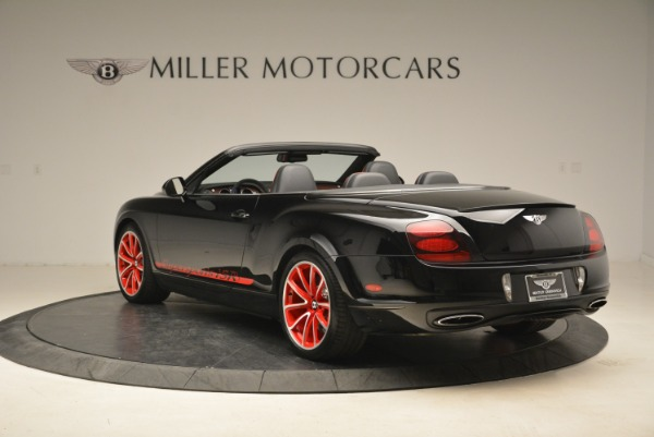 Used 2013 Bentley Continental GT Supersports Convertible ISR for sale Sold at Bugatti of Greenwich in Greenwich CT 06830 5