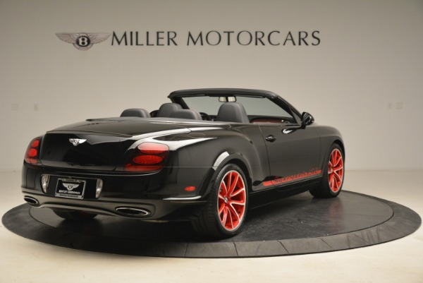 Used 2013 Bentley Continental GT Supersports Convertible ISR for sale Sold at Bugatti of Greenwich in Greenwich CT 06830 7