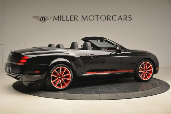 Used 2013 Bentley Continental GT Supersports Convertible ISR for sale Sold at Bugatti of Greenwich in Greenwich CT 06830 8
