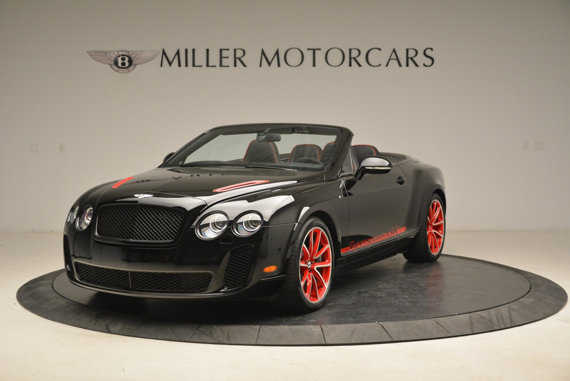 Used 2013 Bentley Continental GT Supersports Convertible ISR for sale Sold at Bugatti of Greenwich in Greenwich CT 06830 1