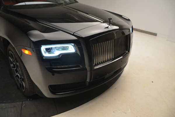 Used 2017 Rolls-Royce Ghost Black Badge for sale Sold at Bugatti of Greenwich in Greenwich CT 06830 13