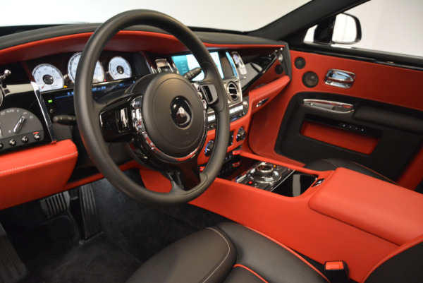 Used 2017 Rolls-Royce Ghost Black Badge for sale Sold at Bugatti of Greenwich in Greenwich CT 06830 17