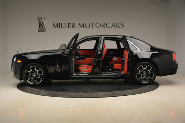 Used 2017 Rolls-Royce Ghost Black Badge for sale Sold at Bugatti of Greenwich in Greenwich CT 06830 3