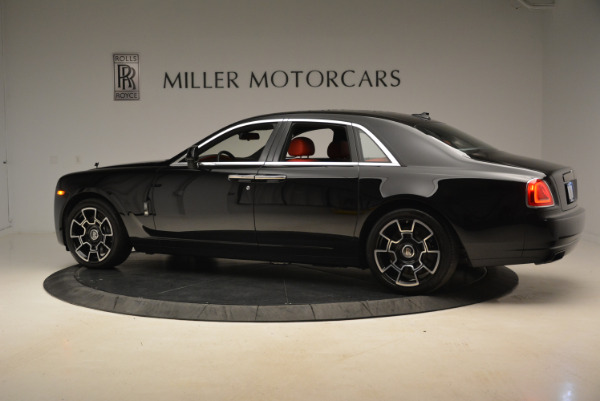 Used 2017 Rolls-Royce Ghost Black Badge for sale Sold at Bugatti of Greenwich in Greenwich CT 06830 4