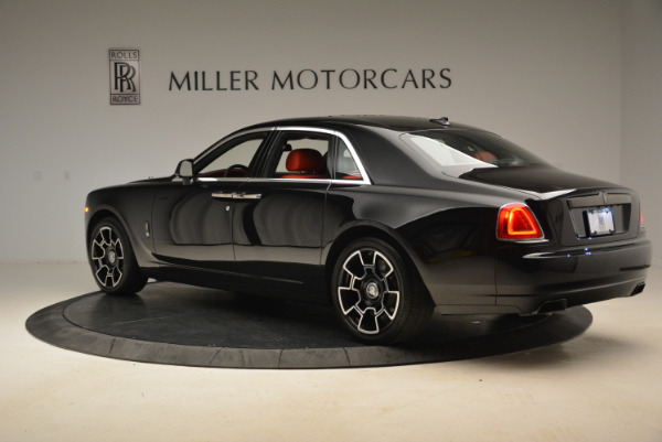 Used 2017 Rolls-Royce Ghost Black Badge for sale Sold at Bugatti of Greenwich in Greenwich CT 06830 5
