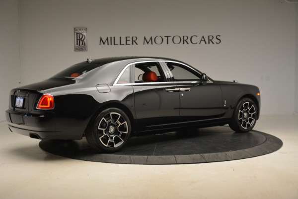 Used 2017 Rolls-Royce Ghost Black Badge for sale Sold at Bugatti of Greenwich in Greenwich CT 06830 8