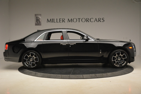 Used 2017 Rolls-Royce Ghost Black Badge for sale Sold at Bugatti of Greenwich in Greenwich CT 06830 9