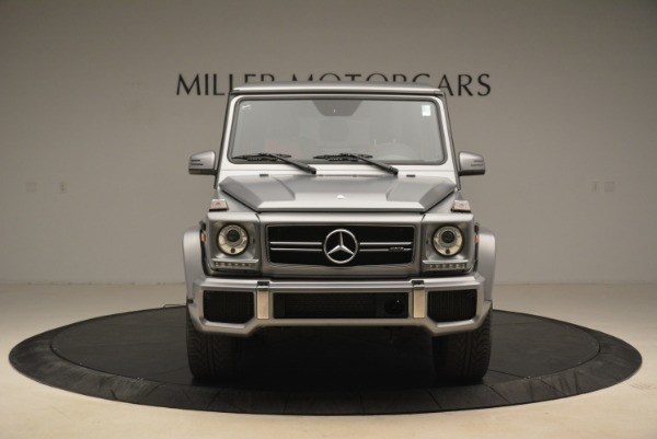 Used 2017 Mercedes-Benz G-Class AMG G 63 for sale Sold at Bugatti of Greenwich in Greenwich CT 06830 12