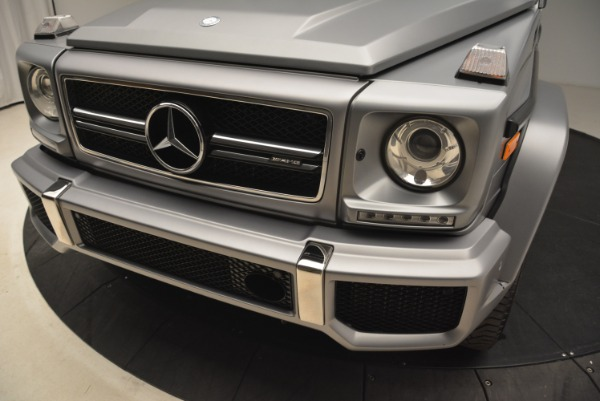 Used 2017 Mercedes-Benz G-Class AMG G 63 for sale Sold at Bugatti of Greenwich in Greenwich CT 06830 14