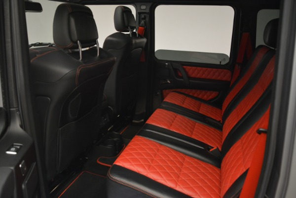 Used 2017 Mercedes-Benz G-Class AMG G 63 for sale Sold at Bugatti of Greenwich in Greenwich CT 06830 26