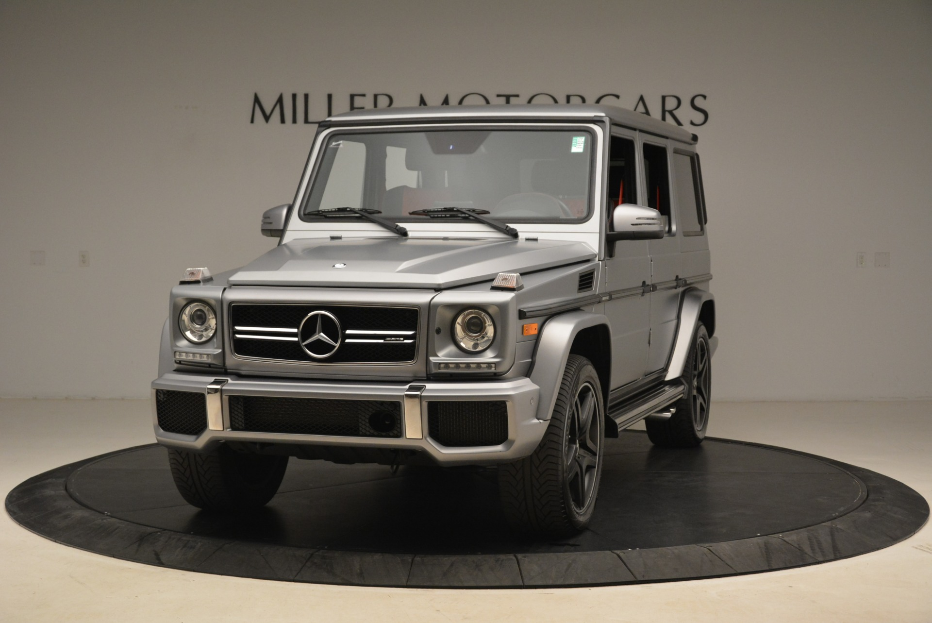 Used 2017 Mercedes-Benz G-Class AMG G 63 for sale Sold at Bugatti of Greenwich in Greenwich CT 06830 1