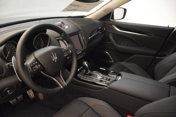New 2018 Maserati Levante S Q4 GranSport for sale Sold at Bugatti of Greenwich in Greenwich CT 06830 12