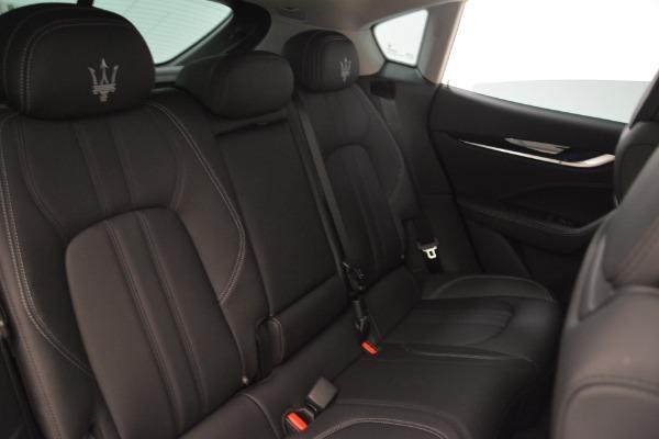 New 2018 Maserati Levante S Q4 GranSport for sale Sold at Bugatti of Greenwich in Greenwich CT 06830 25