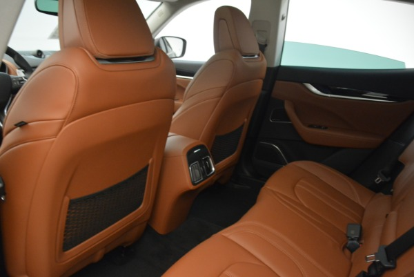 New 2018 Maserati Levante S Q4 GranSport for sale Sold at Bugatti of Greenwich in Greenwich CT 06830 16