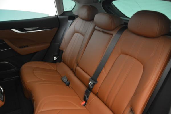 New 2018 Maserati Levante S Q4 GranSport for sale Sold at Bugatti of Greenwich in Greenwich CT 06830 18