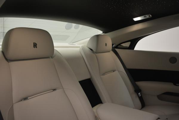New 2016 Rolls-Royce Wraith for sale Sold at Bugatti of Greenwich in Greenwich CT 06830 19