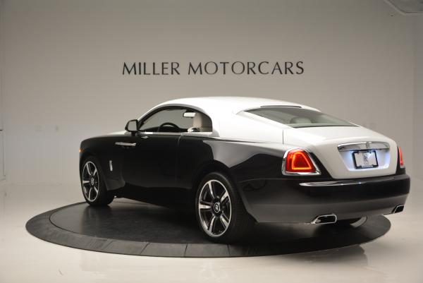 New 2016 Rolls-Royce Wraith for sale Sold at Bugatti of Greenwich in Greenwich CT 06830 5