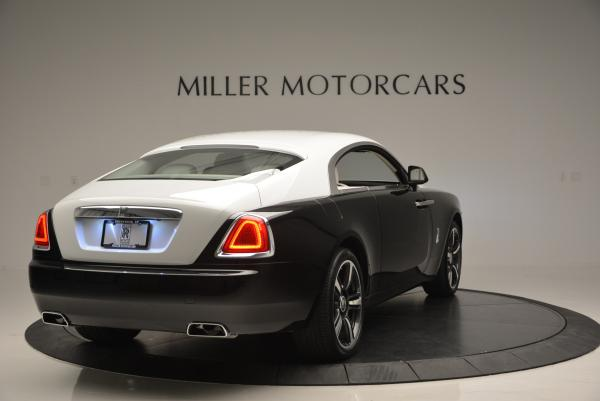 New 2016 Rolls-Royce Wraith for sale Sold at Bugatti of Greenwich in Greenwich CT 06830 7