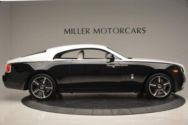 New 2016 Rolls-Royce Wraith for sale Sold at Bugatti of Greenwich in Greenwich CT 06830 9