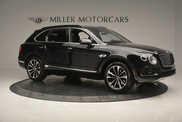 New 2019 Bentley Bentayga V8 for sale Sold at Bugatti of Greenwich in Greenwich CT 06830 10