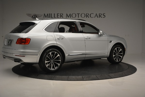 New 2019 Bentley Bentayga V8 for sale Sold at Bugatti of Greenwich in Greenwich CT 06830 8