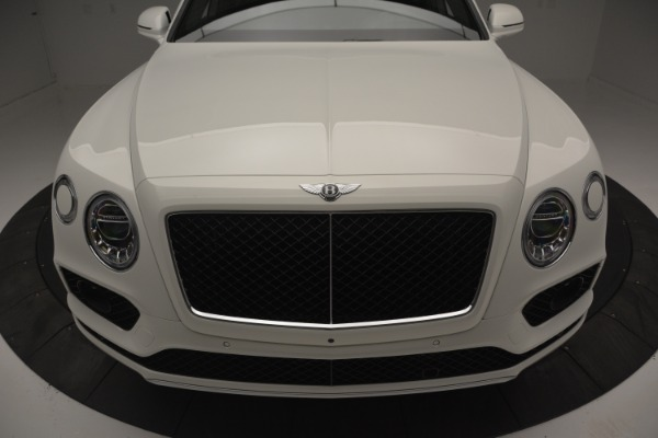 Used 2019 Bentley Bentayga V8 for sale Sold at Bugatti of Greenwich in Greenwich CT 06830 12