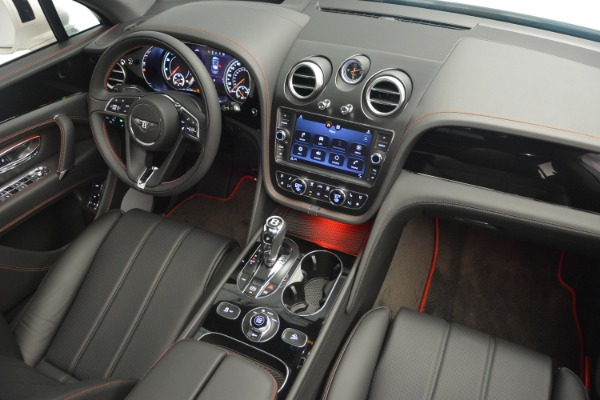 Used 2019 Bentley Bentayga V8 for sale Sold at Bugatti of Greenwich in Greenwich CT 06830 28