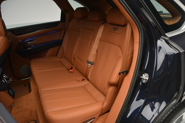 New 2019 Bentley Bentayga V8 for sale Sold at Bugatti of Greenwich in Greenwich CT 06830 22