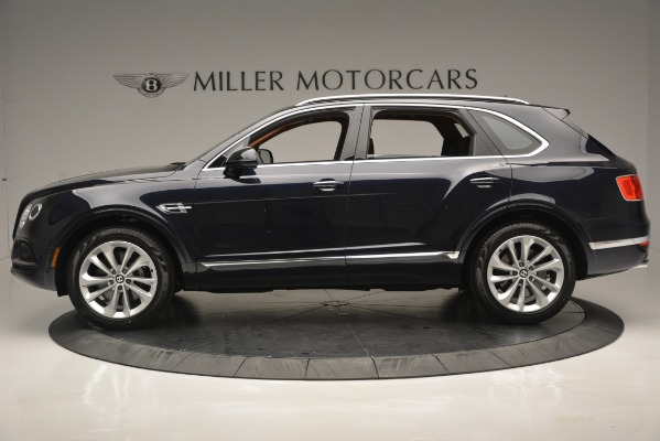 New 2019 Bentley Bentayga V8 for sale Sold at Bugatti of Greenwich in Greenwich CT 06830 3