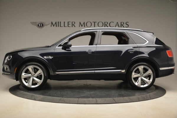 Used 2018 Bentley Bentayga W12 Signature for sale Sold at Bugatti of Greenwich in Greenwich CT 06830 3