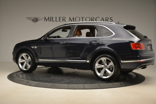 Used 2018 Bentley Bentayga W12 Signature for sale Sold at Bugatti of Greenwich in Greenwich CT 06830 4
