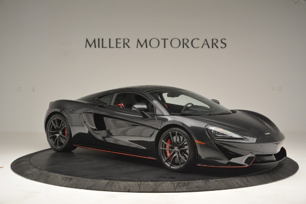 Used 2018 McLaren 570GT for sale Sold at Bugatti of Greenwich in Greenwich CT 06830 10