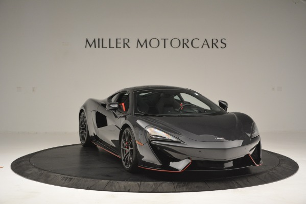 Used 2018 McLaren 570GT for sale Sold at Bugatti of Greenwich in Greenwich CT 06830 11